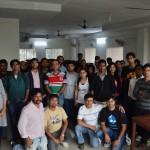 Group photo at Drupal Minicamp