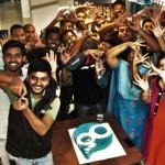 Drupal 8 Release Celebrations Cake