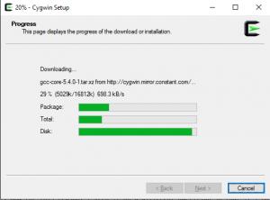 cygwin-setup