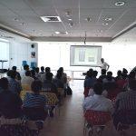 Full house at Docker Meetup #22